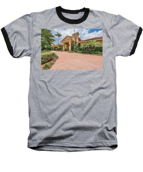Florida Home Baseball T-Shirt