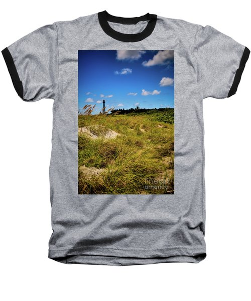 Baseball T-Shirt featuring the photograph Florida Lighthouse  by Kelly Wade