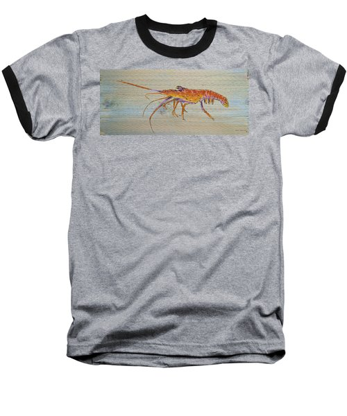 Florida Lobster Baseball T-Shirt