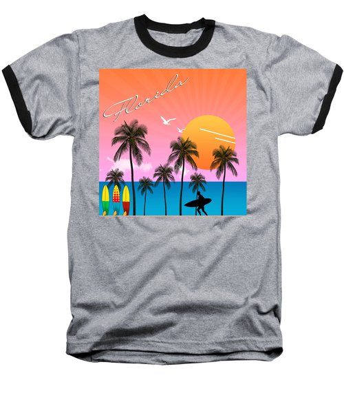 Florida  Baseball T-Shirt