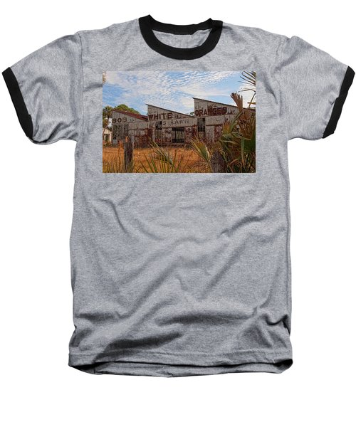 Florida Oranges Baseball T-Shirt