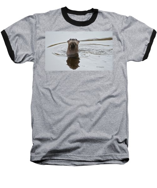 Florida Otter Baseball T-Shirt