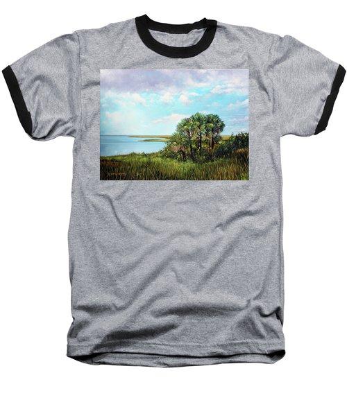 Florida Palms Baseball T-Shirt