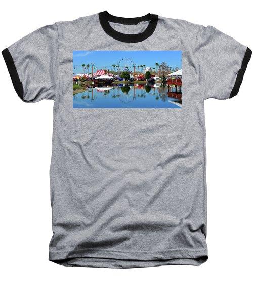Baseball T-Shirt featuring the photograph Florida State Fair 2017 by David Lee Thompson