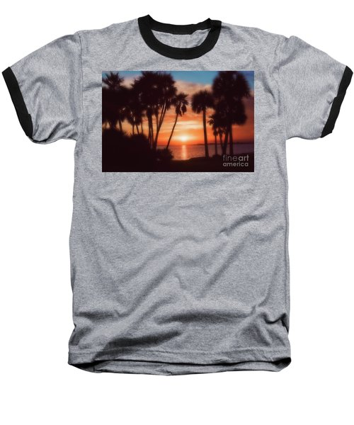 Florida- Sunset Memories Baseball T-Shirt