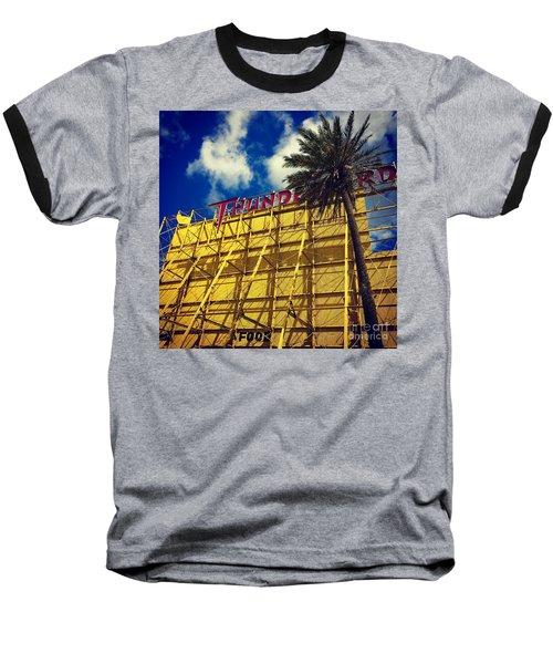 Florida Thunderbird Drive In Baseball T-Shirt