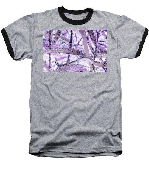 Flounder Baseball T-Shirt