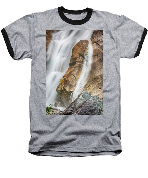Baseball T-Shirt featuring the photograph Flow by Stephen Stookey