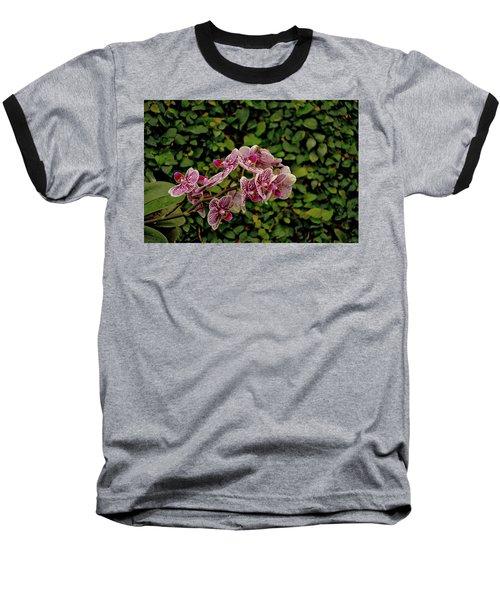 Flower 1 Baseball T-Shirt