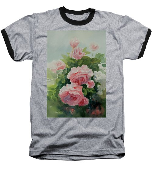 Flower 11 Baseball T-Shirt