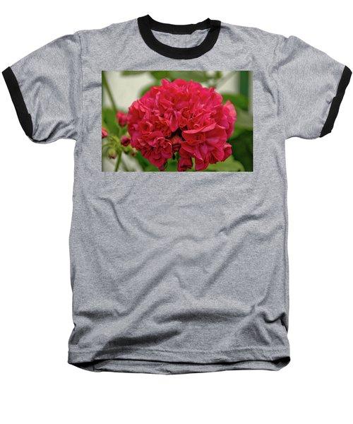 Flower 3 Baseball T-Shirt