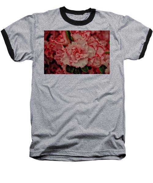 Flower 5 Baseball T-Shirt
