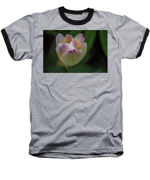 Baseball T-Shirt featuring the photograph Flower 654853 by Timothy Latta