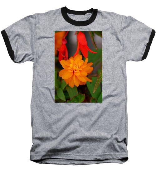 Baseball T-Shirt featuring the photograph Flower by Bernd Hau