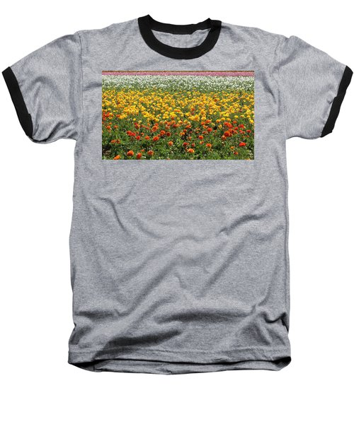 Flower Blanket From Carlsbad Baseball T-Shirt