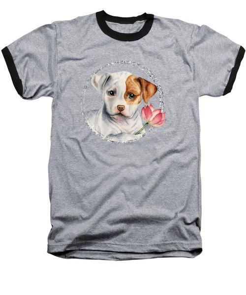 Flower Child 3 Baseball T-Shirt