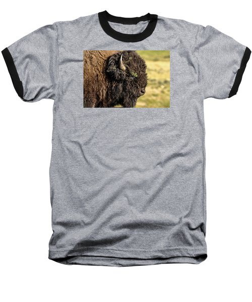 Baseball T-Shirt featuring the photograph Flower Child by Monte Stevens