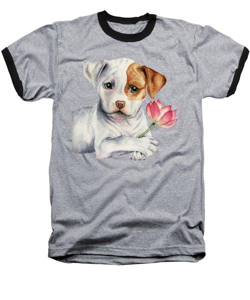 Flower Child Baseball T-Shirt