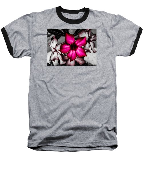 Flower Dreams Baseball T-Shirt