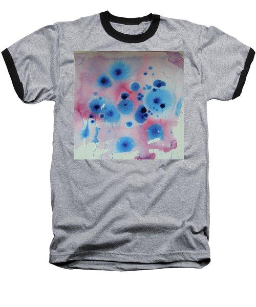 Flower Energies  Baseball T-Shirt