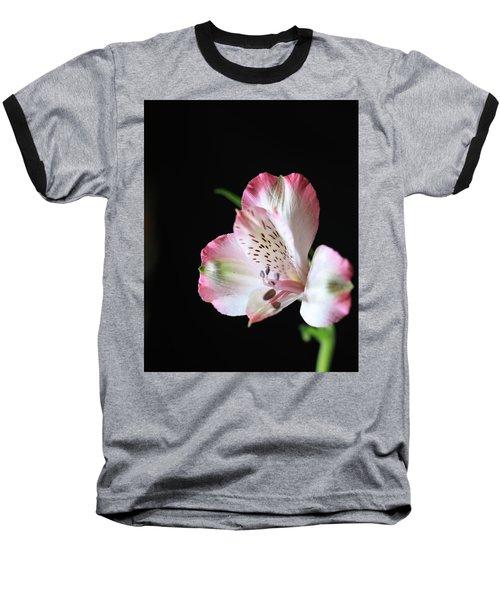 Flower IIi Baseball T-Shirt