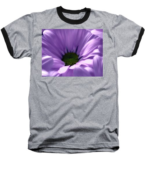 Flower Macro Beauty 4 Baseball T-Shirt