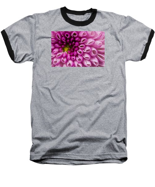 Flower No. 4 Baseball T-Shirt