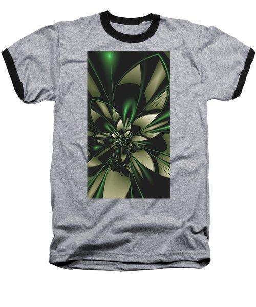 Flower Of Art Baseball T-Shirt