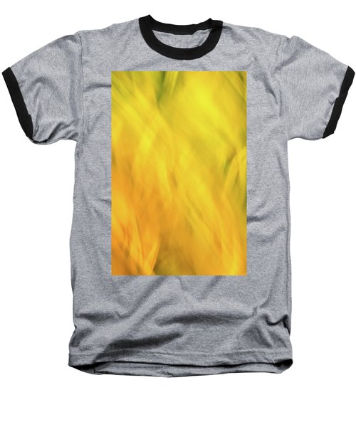 Flower Of Fire 2 Baseball T-Shirt