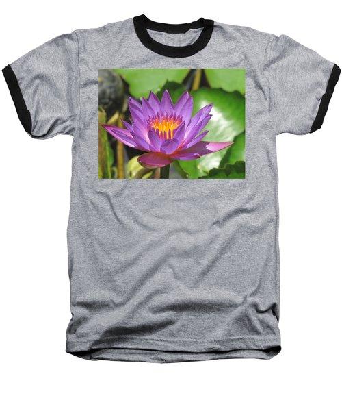 Flower Of The Lilly Baseball T-Shirt