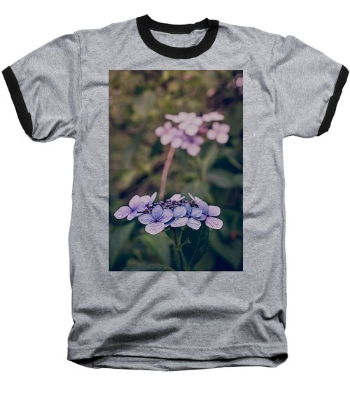 Flower Of The Month Baseball T-Shirt
