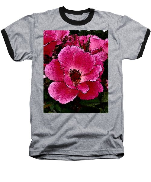 Flower Painting Collection 19 Baseball T-Shirt