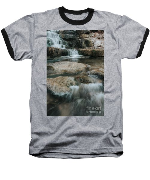Baseball T-Shirt featuring the photograph Flower Park by Iris Greenwell