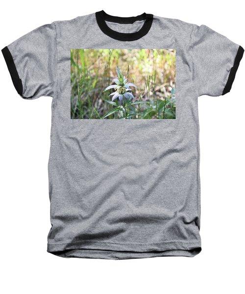 Flower Baseball T-Shirt