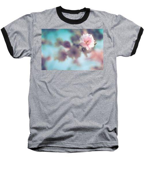Flowering Tree Baseball T-Shirt