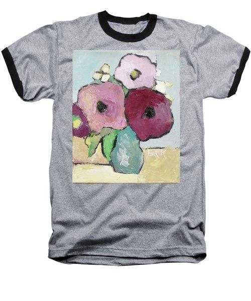 Flowers 1601 Baseball T-Shirt