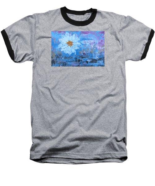 Flowers 19 Baseball T-Shirt
