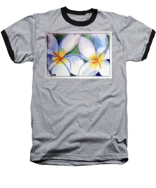 Flowers 3452 Baseball T-Shirt by Loretta Nash