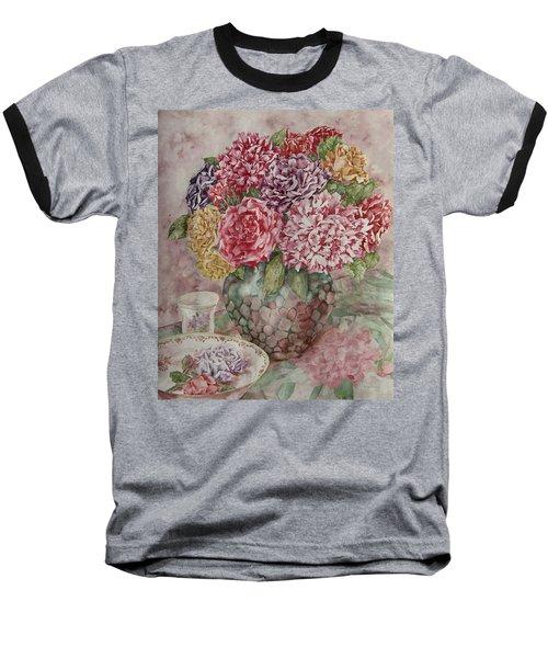 Flowers Arrangement  Baseball T-Shirt