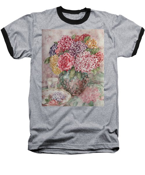 Flowers Arrangement  Baseball T-Shirt
