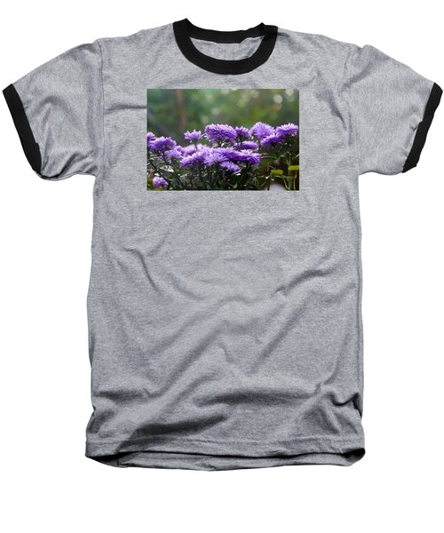 Flowers Edition Baseball T-Shirt