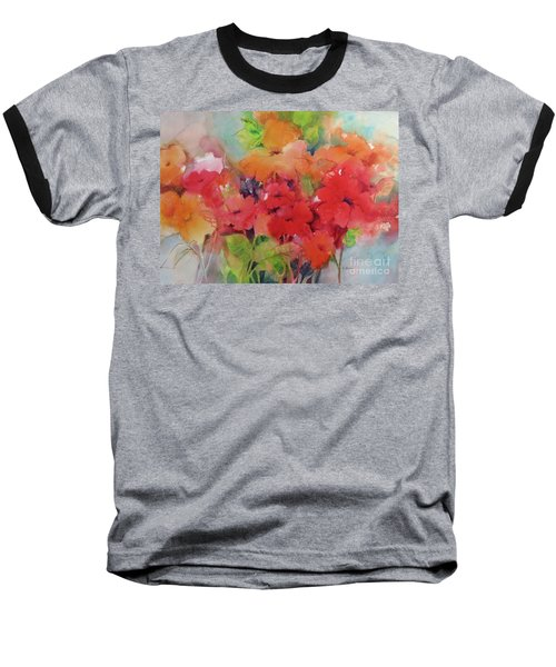 Flowers For Peggy Baseball T-Shirt