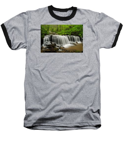Flowing Easy Baseball T-Shirt