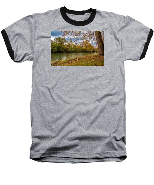 Flowing River Baseball T-Shirt