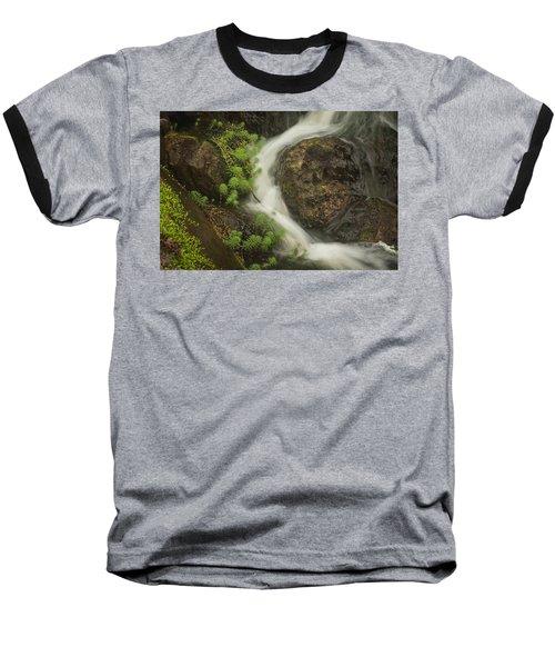 Flowing Stream Baseball T-Shirt