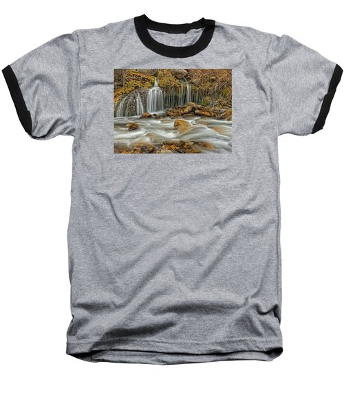 Flowing Water Baseball T-Shirt