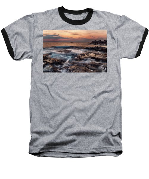 Flowing Waters Baseball T-Shirt