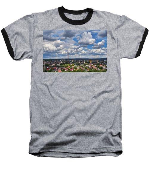 Fluff Baseball T-Shirt