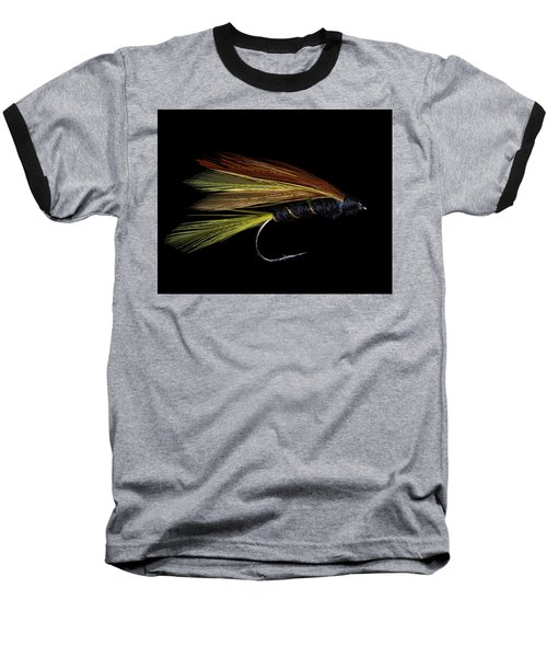 Fly Fishing 3 Baseball T-Shirt