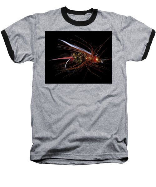 Fly-fishing 4 Baseball T-Shirt
